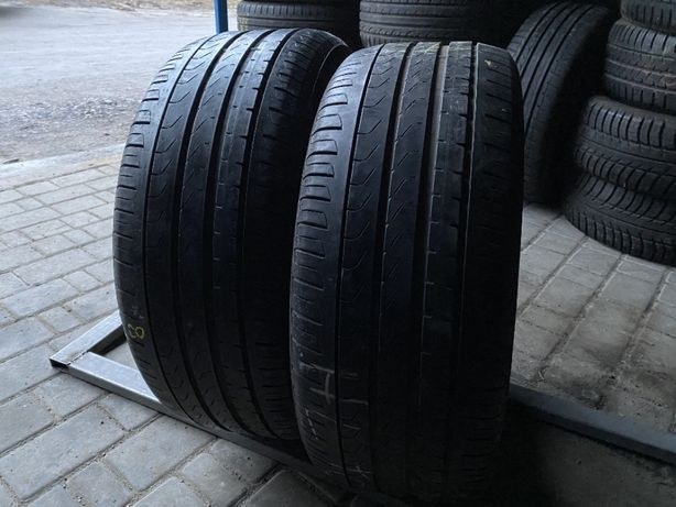 лето 225/45/R17 6,1мм Pirelli Cinturato P7 2шт шины шини летние