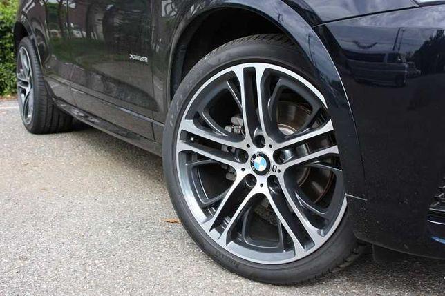Диски оригінал BMW X5 X4 F26 310M STYLE 5*120 R20 10J ET51- 8,5J ET 36