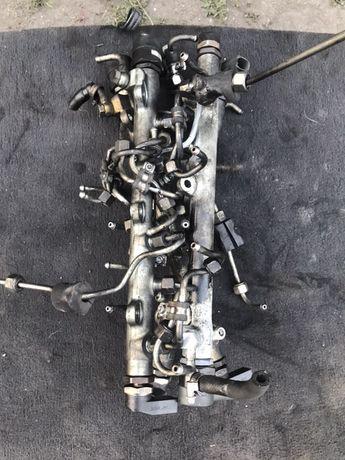 Bmw e46 2.0d (150km) listwa wtryskowa,przewody,czujniki( cammon rail)