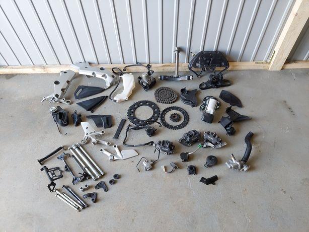 CZĘŚCI Honda CB1000R napęd pompa oś półka osłona zacisk czujnik rolgaz