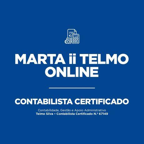 IRS / Contabilista Certificado / Contabilidade / Serviços desde 10 €