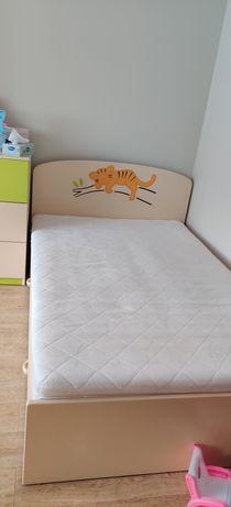 Łóżko meblik  120x190