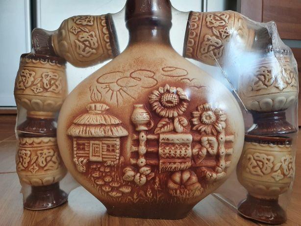 Глиняный набор (7 предметов)