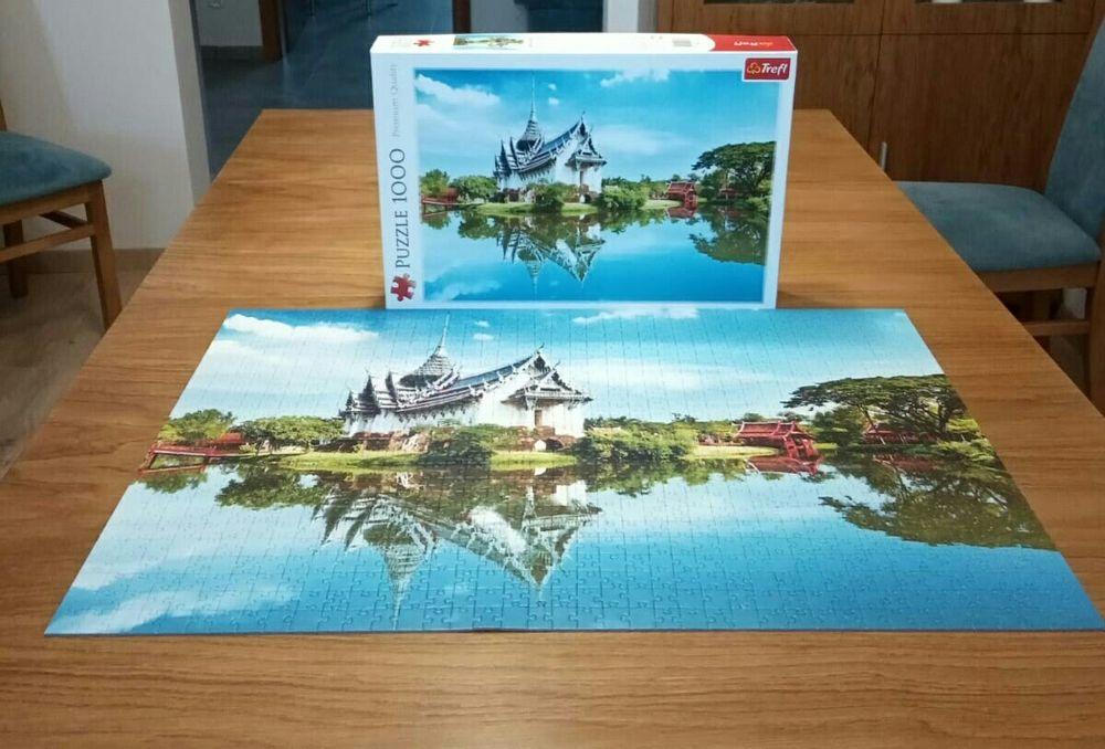 Puzzle 1000 elementów Reda - image 1