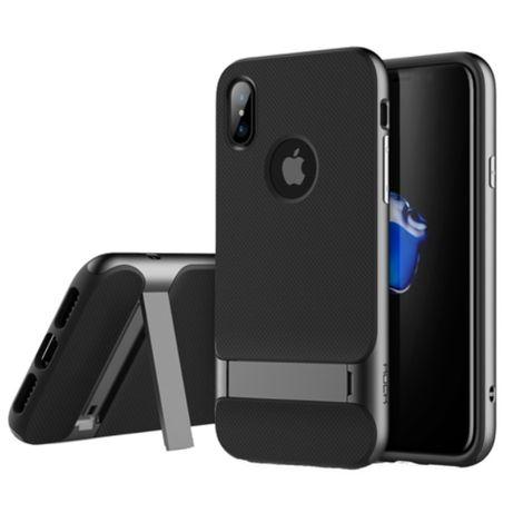 Чехол для iPhone X XS Rock Royce с подставкой, чехлы айфон 10
