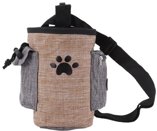 Bolsa de cintura para treino de cães