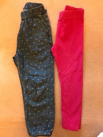 Spodnie dżinsowe CoolClub Leginsy 98