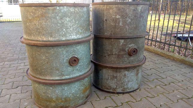 Beczka ocynkowana 200 litrów - PN200 - 1 szt