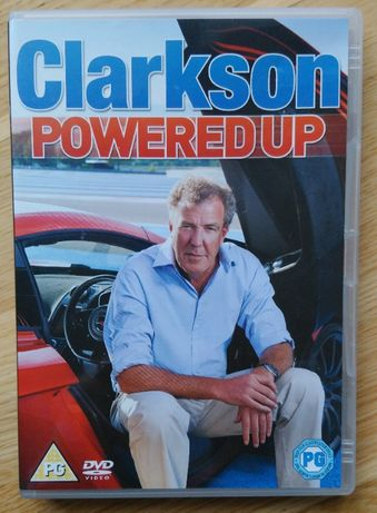 DVD Clarkson Powered up