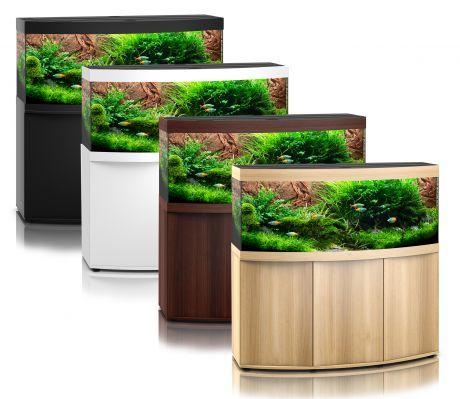 NOWY zestaw Juwel VISION 450 LED (450l) z szafką, różne kolory