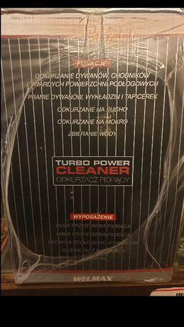 Odkurzacz Piorący Turbo Power Cleaner Welmax 2400W - Komis Wadowice