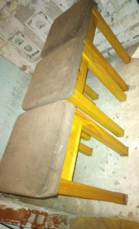 Taboru   stoły i krzesła