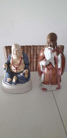 Estátuas decorativas orientais