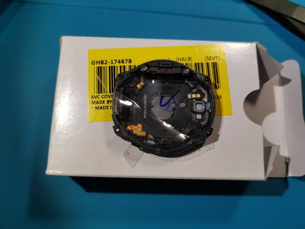 Cover original Samsung galaxy watch 42mm com sensores embutido