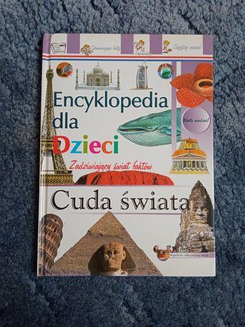 Encyklopedia dla dzieci. Cuda świata.