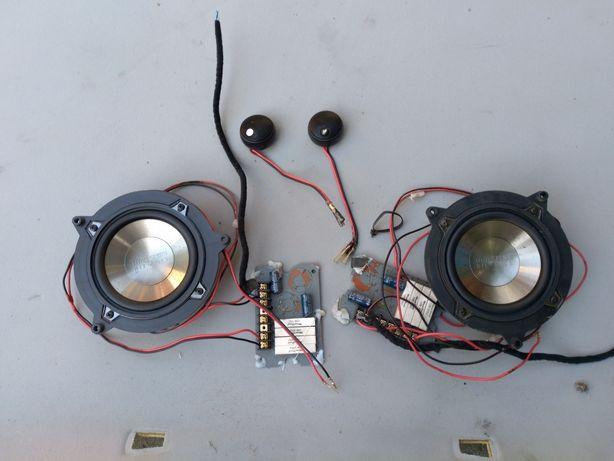 bmw e46 Głośniki HiFonics TX5.2C