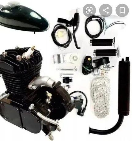 Vendo ou troco motor completo e novo para bicicleta inclui a bike tbm