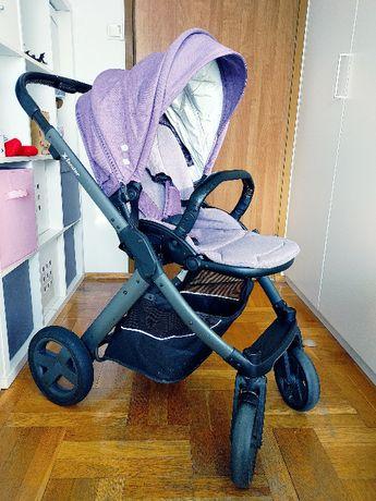 X-LANDER X-PULSE wózek spacerowy jak NOWY, na gwarancji!
