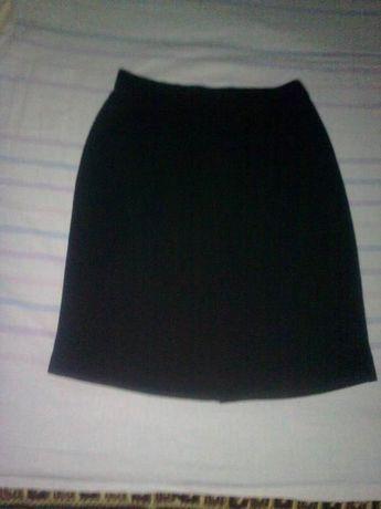 Школьная черная юбка ,классика,Турция, 36 размер