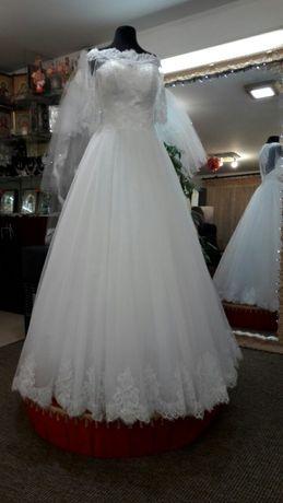 Весільна сукня/Весільне плаття. Недорого!!!