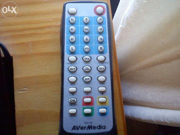 TV+Tuner para Computador AVerMedia