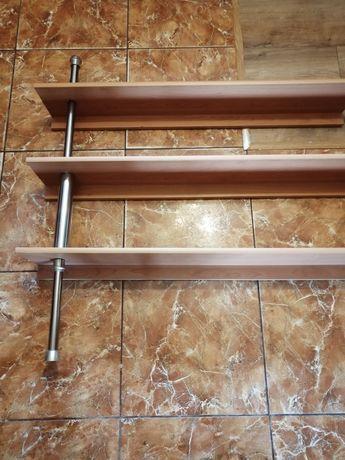 Extra półka 3 długości, pojemna i elegancka