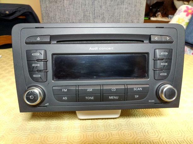 Auto radio Audi A3 8P original
