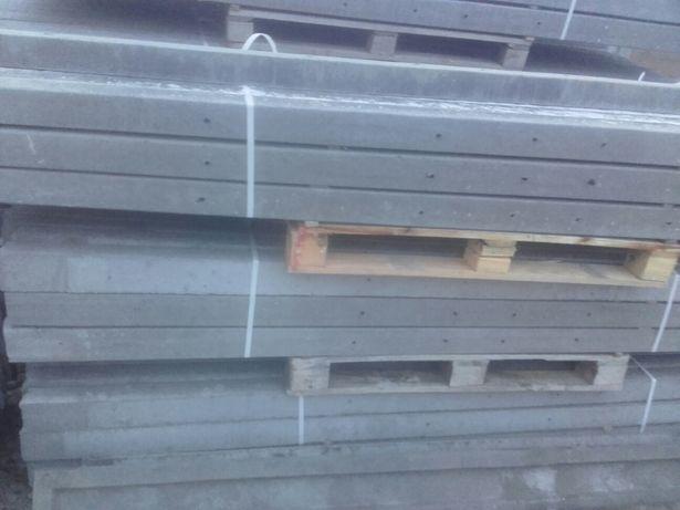 Słupki betonowe do sadu 17 zl.