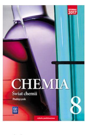 Świat chemii 8 Podręcznik A.Danel, A. Warchoł,