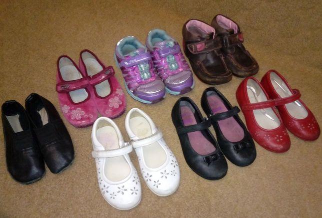 2 Ботинки кросовки туфли Clarks Кларкс 8,5 р 16,7 см тапки чешки 26 р.