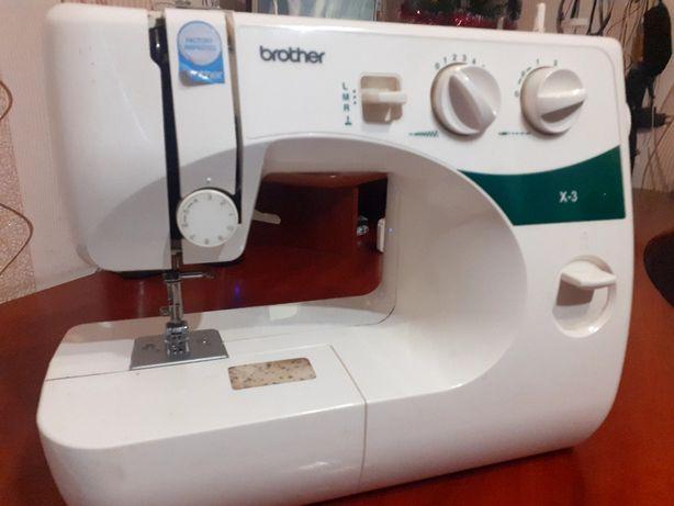 Швейна машина  brother x-3