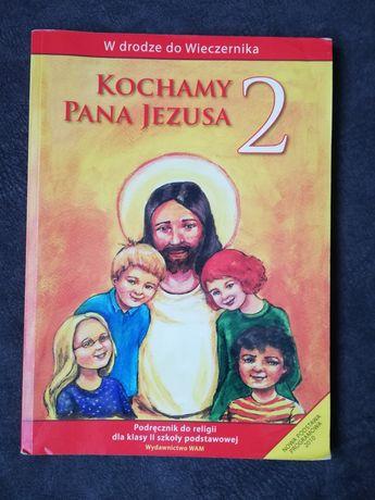 Podręcznik do religii dla klasy 2 szkoły podstawowej