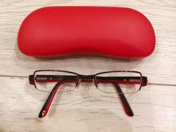 Piękne bordowo czarne oprawki do okularów :)