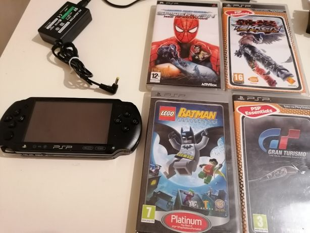 PSP Street przerobiona + gry