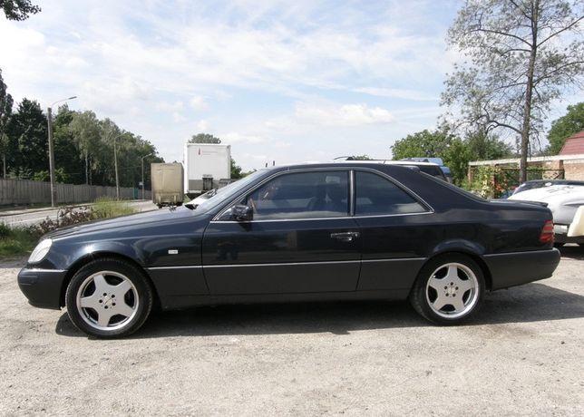 Mercedes benz W140 cl 500