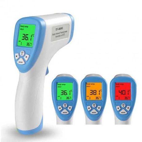 Бесконтактный инфракрасный цифровой термометр градусник, пирометр