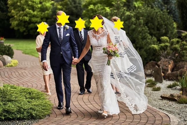 Suknia ślubna Celeste