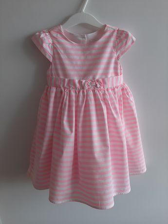 Sukienka dziewczęca rozmiar 98