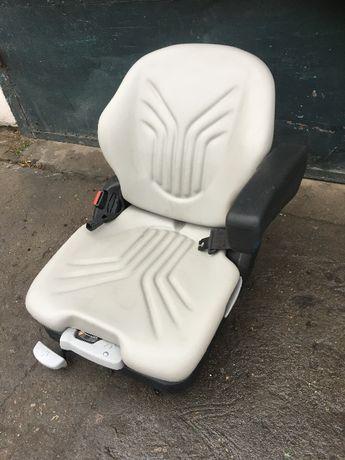 Fotel GRAMMER Primo M (MSG 65/521) pokrycie PVC Nowy! Okazja