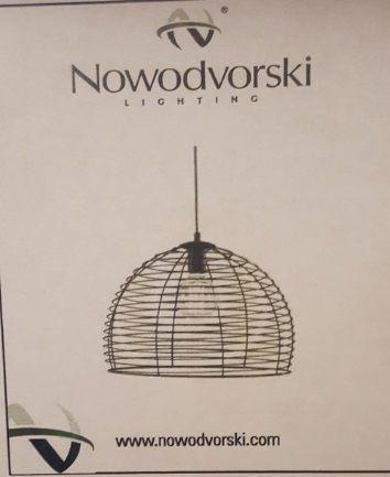 OBI Lampa PERTH czarna obniżka z 135 zł na 67,50 zł. Warszawa - image 1