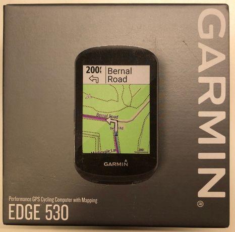 Garmin Edge 530 Licznik rowerowy mapa gps bezprzewodowy NOWY