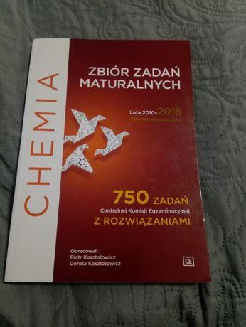 Zbiór zadań maturalnych z chemii 2010 - 2018 pazdro
