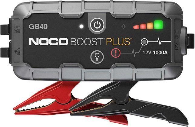 NOCO Boost Plus GB40 przenośny akumulator litowy, 1000 amperów, 12 V