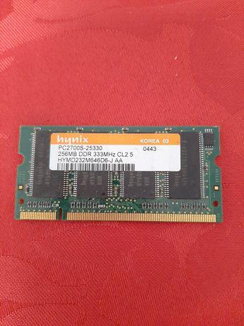 Memoria RAM Portatil DDR1 256Mb