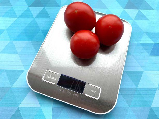 Кухонные весы из нержавеющей стали