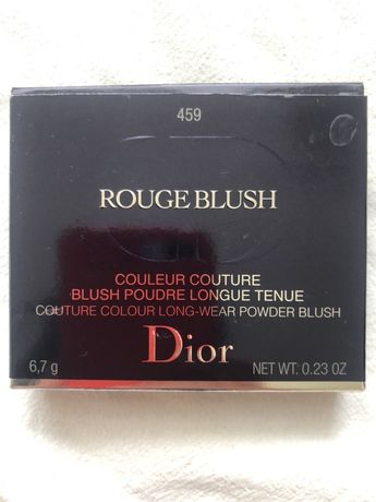 Румяна Dior rouge blush