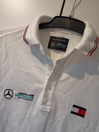 t-shirt polo Mercedes Tommy hilfiger r.S