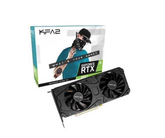 karta KFA2 GeForce RTX 3060 Ti 1-Click OC LHR 8GB GDDR6 NOWA WARTO!!