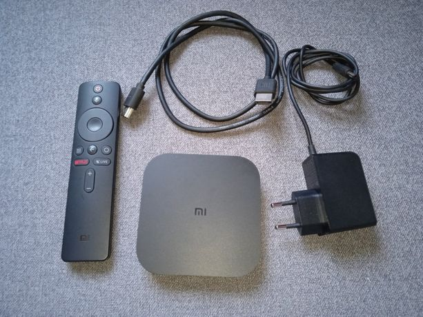odtwarzacz multimedialnyXIAOMI MI Box S Smart TV