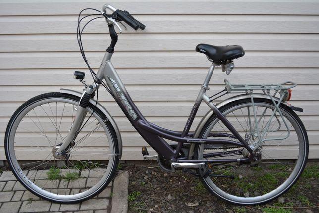 Велосипед на планитарной втулке Altra дамка